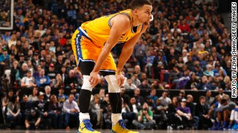 Under Armour Steph Curry NBA