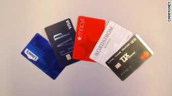 store credit cards