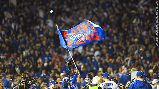 Win or lose, the Chicago Cubs are a money machine