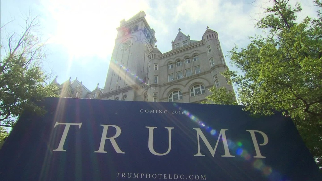 Trump's property tax strategy hurts local governments