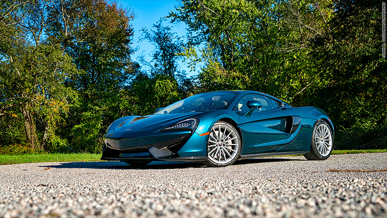 Mclaren S Road Trip Supercar Oct