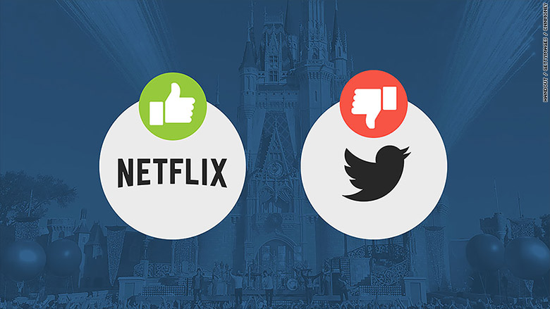Why Disney should buy Netflix instead of Twitter