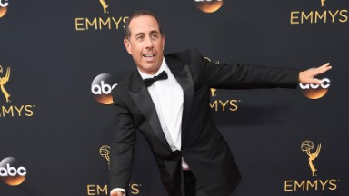 Jerry Seinfeld on Trump, 'Comedians in Cars' and Larry David's Bernie Sanders