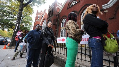 Civil rights groups brace for 'chaotic election'