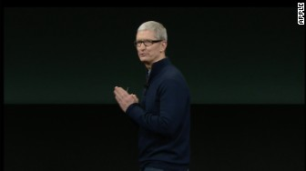 apple event tim cook