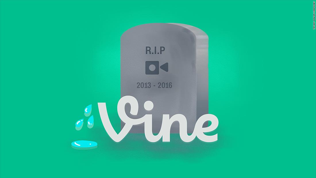 Twitter users mourn Vine