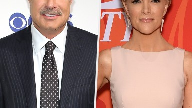 """First stop on Megyn Kelly's book tour: """"The Dr. Phil Show"""""""