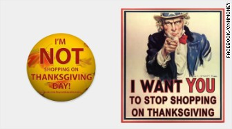 thanskgiving shopping boycott