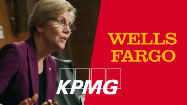 Elizabeth Warren calls out KPMG for Wells Fargo disaster