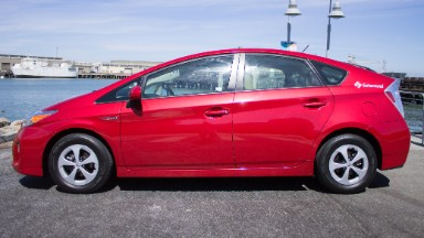 How to get a Toyota Prius without paying for it