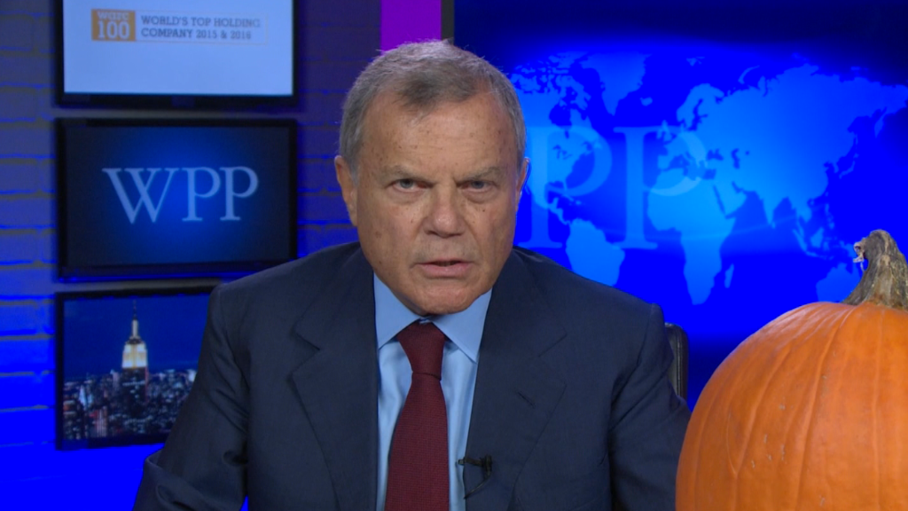 WPP CEO: May's Brexit plan is a 'negotiation'