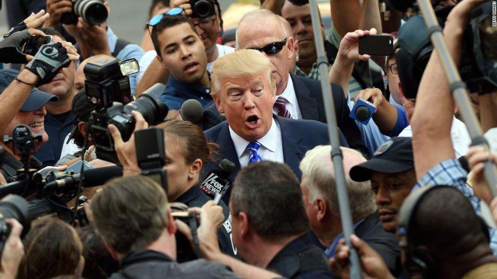 After Trump's campaign, can the media regain America's trust?
