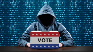 Silicon Valley is seriously worried about a cyber attack on Election Day