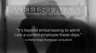wells fargo worker morale