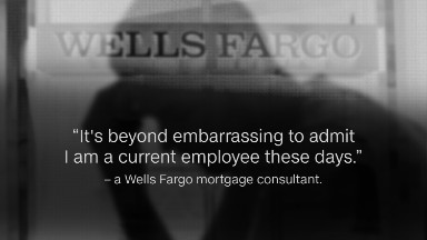 Inside Wells Fargo, workers say the mood is grim