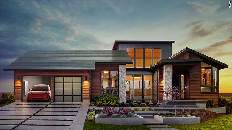tesla solar roof 1