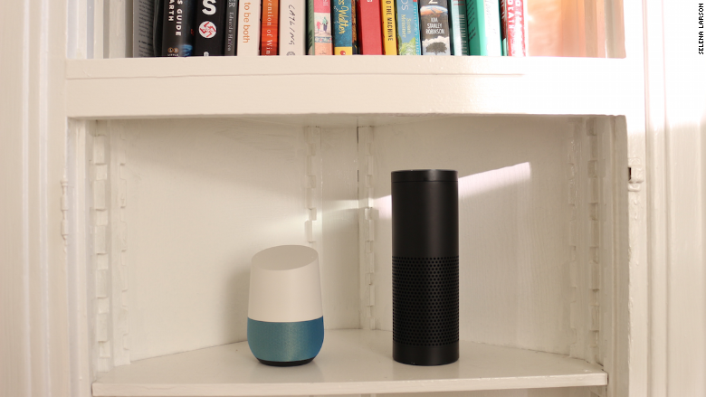 echo home test