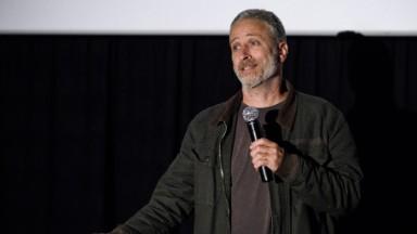 Jon Stewart rips Donald Trump at charity event