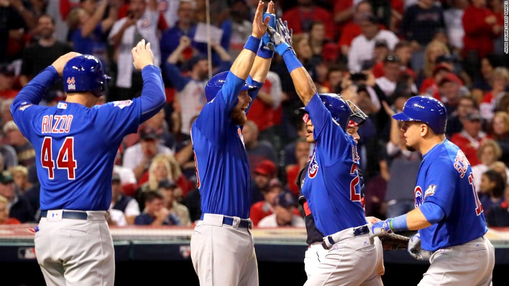 Cubs win, force Game 7