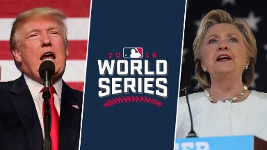 Here are the ads Clinton and Trump bought in Game 7