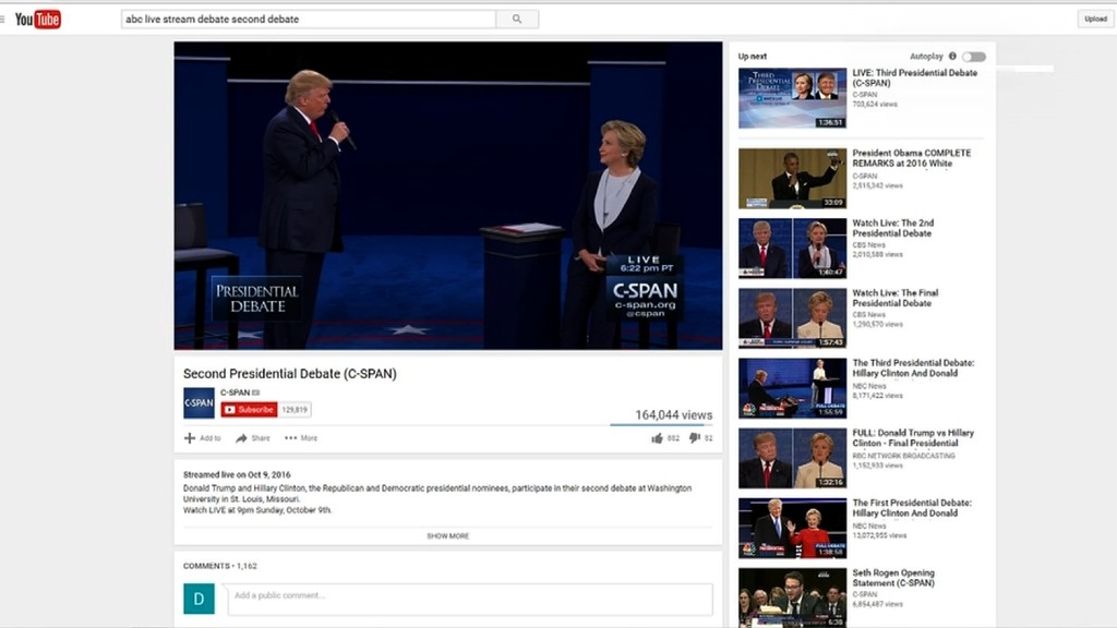 Why the election matters for YouTube