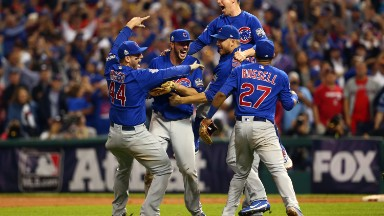 World Series game 7 is most watched baseball game in 25 years