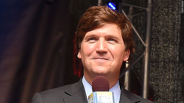 Tucker Carlson to take over for Megyn Kelly on Fox News