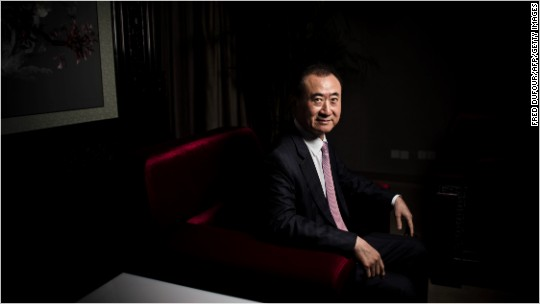 Chinese billionaire dumps huge London real estate deal