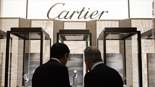 No CEO? No problem. Luxury conglomerate abolishes top job