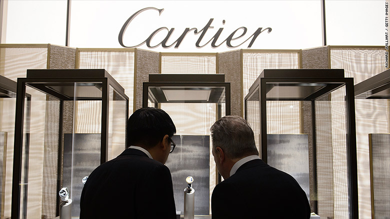 no ceo richemont