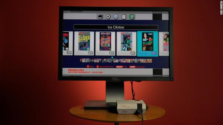 Nintendo NES Classic Edition games