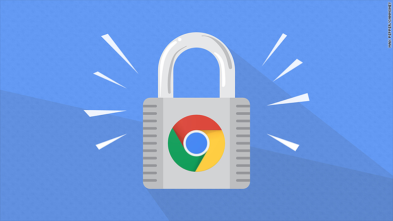 chrome secure https