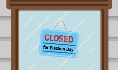 These companies will be closed on Election Day