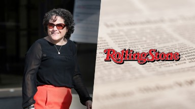 Rolling Stone found liable for defamation for rape story