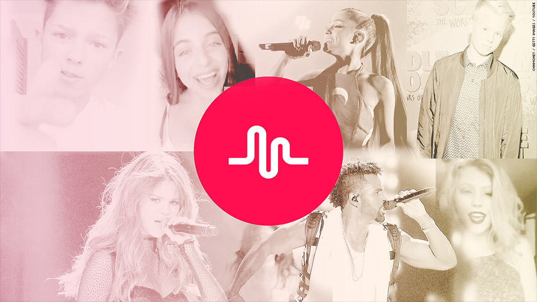 In sync: China's hottest news app buys Musical.ly
