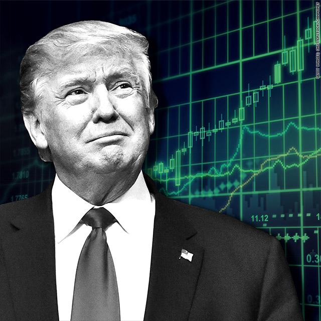 Trump rally powers on; ECB decision; Russia's Rosneft deal