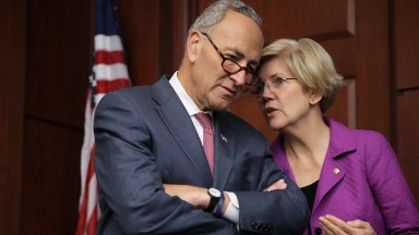 The Elizabeth Warren effect: Wall Street eyes Senate race
