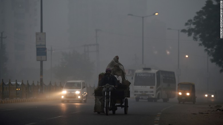 delhi pollution india 2