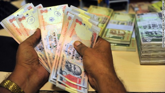 Foreign diplomats livid over India's cash crisis