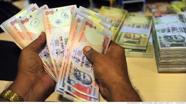 Foreign diplomats are livid over India's cash crisis