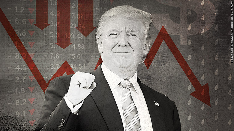 Stocks hit record again. But is Trump the reason?