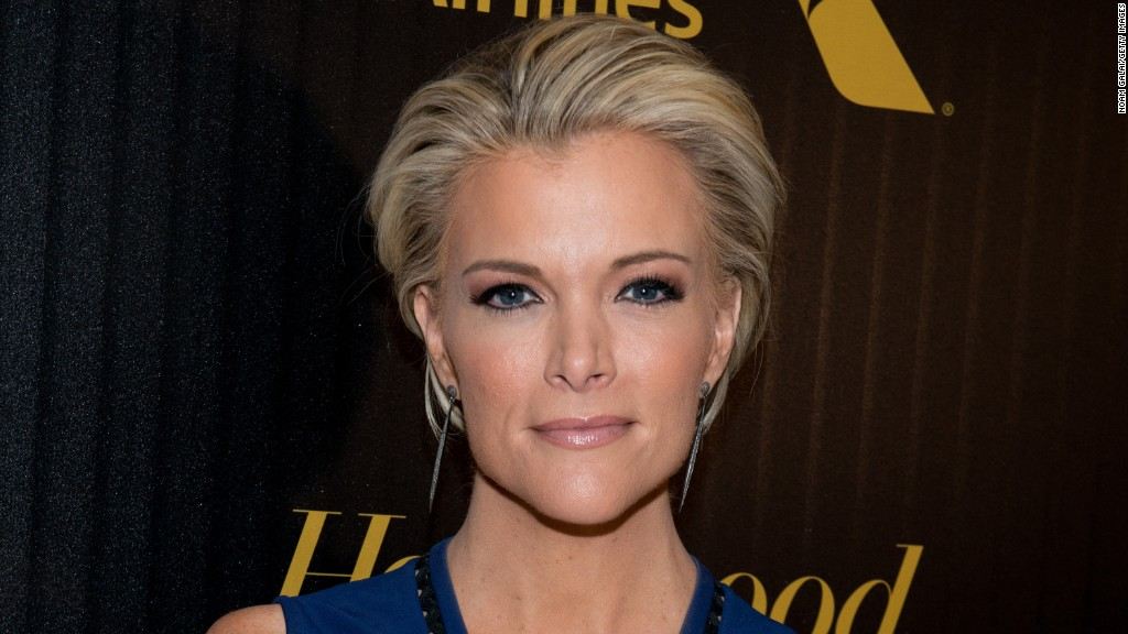 Megyn Kelly co-hosts 'Live with Kelly' post-election