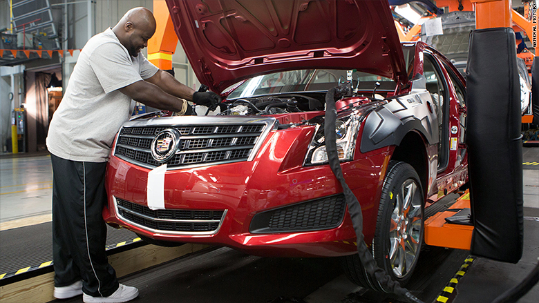 downsizing at general motors 4 employment downsizing and its alternatives associated with the loss of a job  the buy-out plans recently offered by ford motor company and general motors.