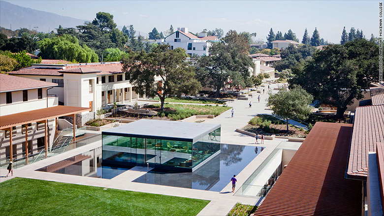 Claremont McKenna College - The 10 most expensive colleges ...