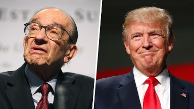 Alan Greenspan calls Dodd-Frank a 'disastrous mistake'
