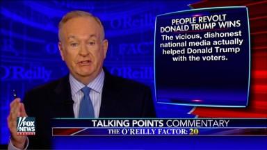 After Trump win, Fox reasserts itself as network of 'forgotten man'