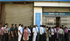 India's cash crisis: The 5 key questions