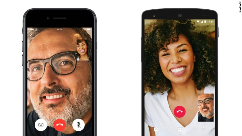 Image result for whatsapp video chat