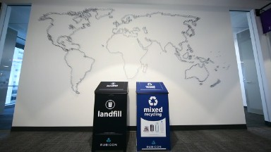 Smelly dumpsters are tech's new frontier