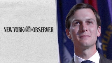Ken Kurson resigns at Kushner-owned 'New York Observer'